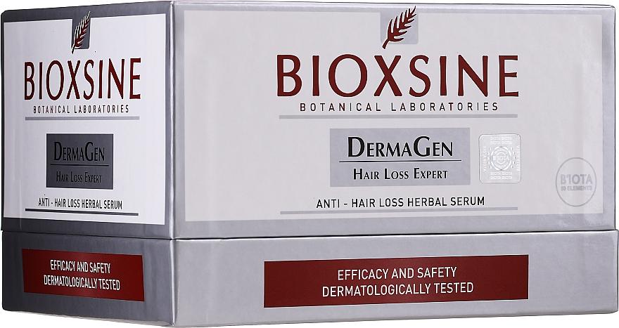 Травяная сыворотка против выпадения волос - Biota Bioxsine Dermagen Serum