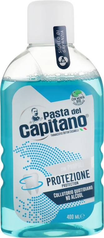 Ополаскиватель для полости рта для защиты десен - Pasta Del Capitano Gum Protection Mouthwash