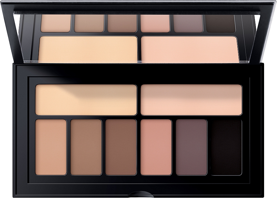 Палетка теней для век - Smashbox Cover Shot Eye Shadow Palette Matte