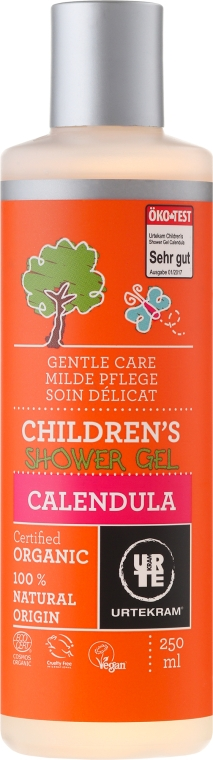 """Детский гель для душа """"Календула"""" - Urtekram Childrens Calendula Shower Gel"""