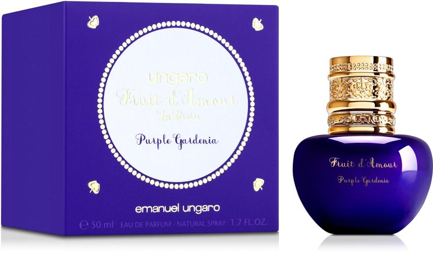 Ungaro Fruit d'Amour Purple Gardenia - Туалетная вода