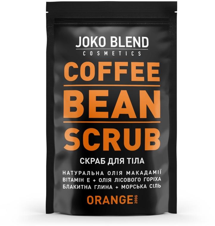 Кофейный скраб - Joko Blend Orange