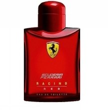 Духи, Парфюмерия, косметика Ferrari Scuderia Ferrari Racing Red - Туалетная вода (мини)