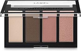 Духи, Парфюмерия, косметика Набор для макияжа - Lamel Professional Contouring Shaping Kit
