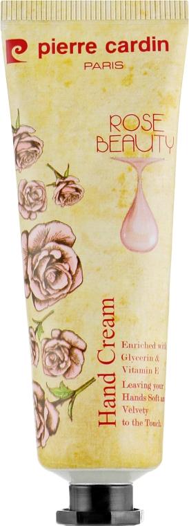 Крем для рук - Pierre Cardin Rose Beauty
