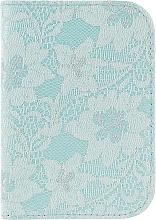 Духи, Парфюмерия, косметика Маникюрный набор MS-22405-S, голубой - Zinger