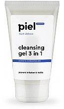 Духи, Парфюмерия, косметика Гель для умывания - Piel cosmetics Youth Defense Purifying Gel Cleanser 3in1