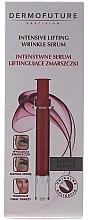 Духи, Парфюмерия, косметика Интенсивная сыворотка против морщин с эффектом лифтинга - Dermo Future Intensive Lifting Wrinkle Serum