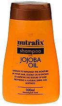 Духи, Парфюмерия, косметика Шампунь для волос с маслом жожоба - Nutrafix Shampoo With Jojoba Oil