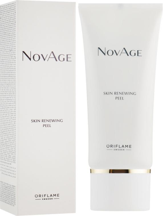 Обновляющий пилинг для лица - Oriflame NovAge Skin Renewing Peel