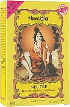 Духи, Парфюмерия, косметика Нейтральная хна для волос - Henne Color