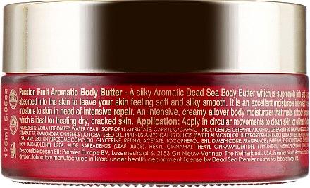 """Масло для тела """"Страстный фрукт"""" - Premier Body Butter — фото N2"""
