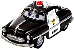 Духи, Парфюмерия, косметика Шампунь-гель для душа - Disney Cars Sheriff