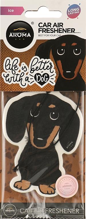 Ароматизатор для авто - Aroma Car Animals Sausage Dog