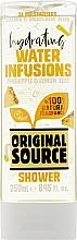 Духи, Парфюмерия, косметика Гель для душа - Original Source Pineapple & Lemon Shower Gel