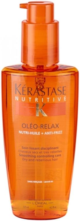 Масло для разглаживания волос - Kerastase Oleo-Relax Nutritive