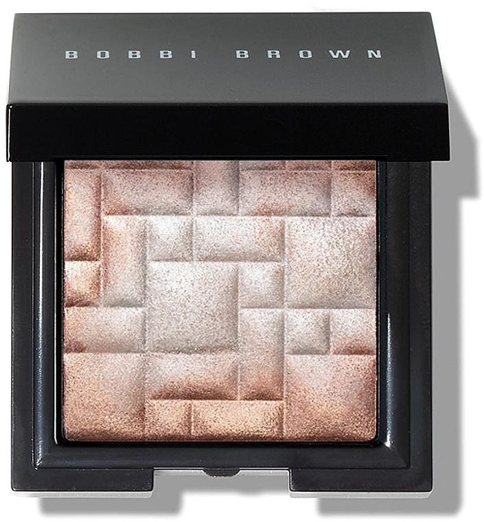 Пудра-хайлайтер - Bobbi Brown Mini Highlighting Powder (мини)