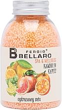 """Духи, Парфюмерия, косметика Смягчающие шарики для ванны """"Цитрусовый микс"""" - Fergio Bellaro Citrus Mix Bath Caviar"""