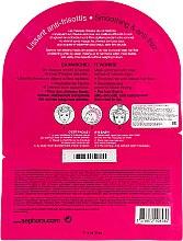 """Ночная маска для волос """"Роза"""" - Sephora Rose Hair Sleeping Mask — фото N2"""