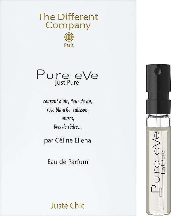 The Different Company Pure eVe - Парфюмированная вода (пробник)
