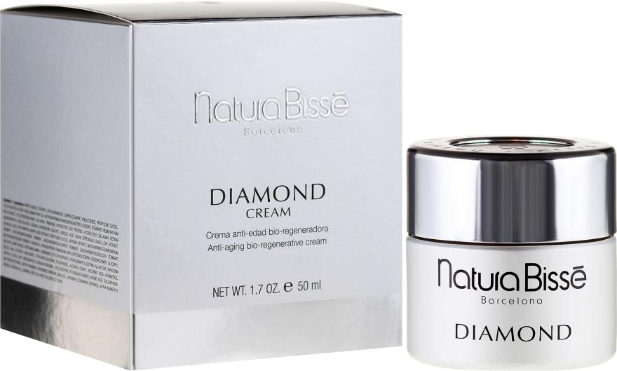 Регенерирующий био-крем против старения для сухой кожи - Natura Bisse Diamond Cream