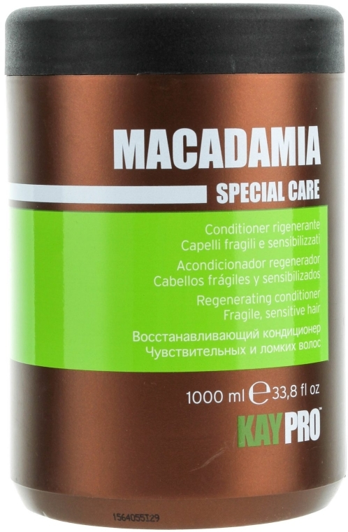 Кондиционер с маслом макадамии - KayPro Special Care Conditioner