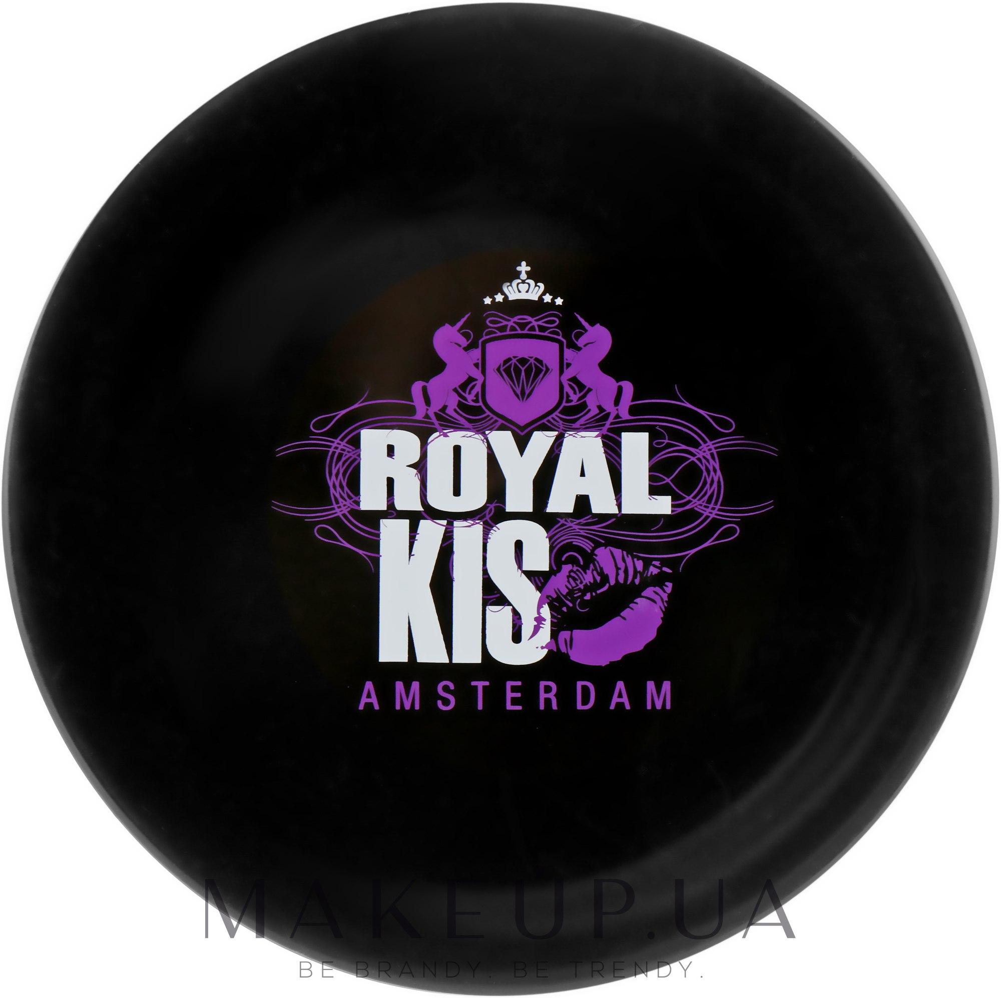 Маска для сухих волос - Kis Royal Smooth Masque — фото 200ml