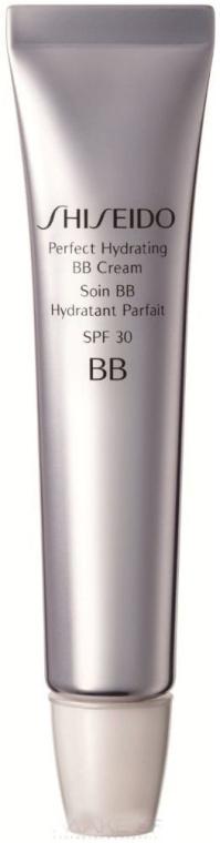 Тональная основа - Shiseido Perfect Hydrating BB Cream