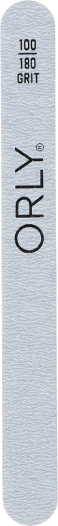 Пилочка для ногтей 100/180 - Orly Grit