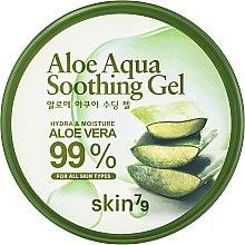 Духи, Парфюмерия, косметика Гель для лица - Skin79 Aloe Aqua Soothing Gel 99%