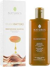 Духи, Парфюмерия, косметика Увлажняющий шампунь для волос - Nature's Oliodidattero Moisturizing Shampoo