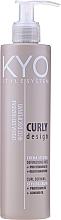 Духи, Парфюмерия, косметика Крем для кудрявых волос - Kyo Style System Curly Design