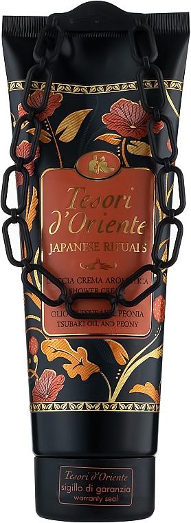 Tesori d`Oriente Japanesse Rituals - Ароматический крем для душа