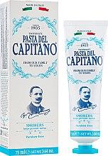 Духи, Парфюмерия, косметика Зубная паста для курильщиков - Pasta Del Capitano Smokers Toothpaste