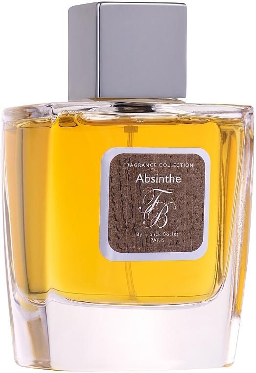 Franck Boclet Absinthe - Парфюмированная вода (тестер с крышечкой)