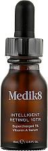 Духи, Парфюмерия, косметика Ночная сыворотка с ретинолом 1 % - Medik8 Intelligent Retinol 10TR Supercharged 1% Vitamin A Serum