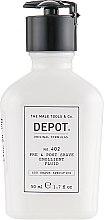 Духи, Парфюмерия, косметика Смягчающая жидкость до и после бритья - Depot Shave Specifics 402 Pre & Post Shave Emollient Fluid
