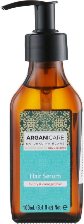 """Сыворотка для волос """"Поврежденные кончики"""" - Arganicare Hair Serum For Dry & Damaged Hair"""