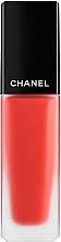 Духи, Парфюмерия, косметика Жидкая ультраматовая помада для губ - Chanel Rouge Allure Ink Fusion (мини)
