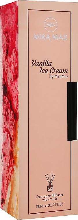 Аромадиффузор - Mira Max Vanilla Ice Cream Fragrance Diffuser With Reeds
