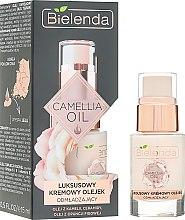 Духи, Парфюмерия, косметика Омолаживающий крем-масло для лица - Bielenda Camellia Oil Luxurious Rejuvenating Oil in Cream