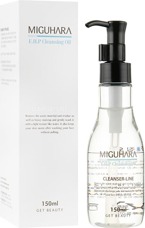 Очищающее масло для лица - Miguhara E.H.P Cleansing Oil