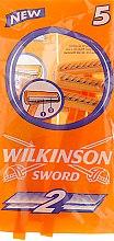 Духи, Парфюмерия, косметика Одноразовые станки для бритья - Wilkinson Sword 2