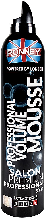 Мусс для волос - Ronney Professional Volume Extra Strong Mousse