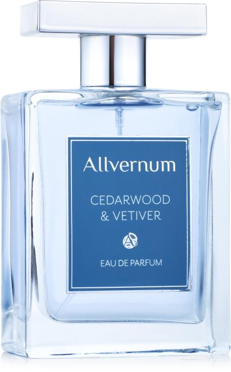 Allvernum Cedarwood & Vetiver - Парфюмированная вода