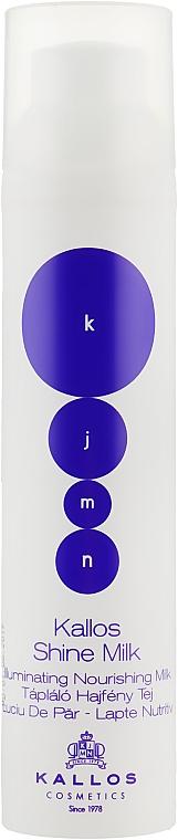 Молочко для волос - Kallos Cosmetics KJMN Krystal Milk