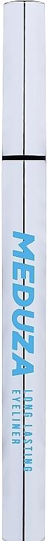 Подводка-фломастер для век - Lamel Professional Meduza Brush Eyeliner
