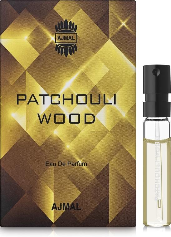 Ajmal Patchouli Wood - Парфюмированная вода (пробник)
