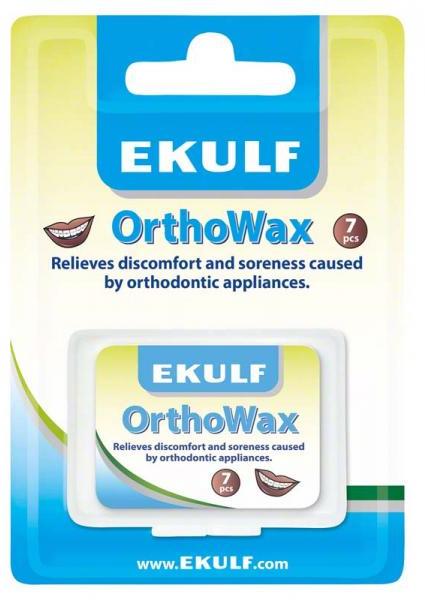 Воск ортодонтический - Ekulf OrthoWax