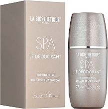 Парфумерія, косметика Дезодорант-антиперспірант - La Biosthetique SPA Le Deodorant